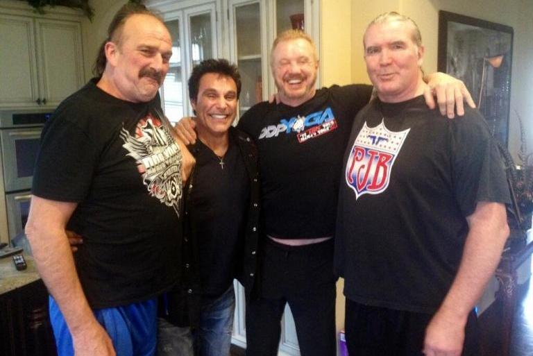 Jake Roberts And Scott Hall Find Redemption With Ddp Yoga Bleacher Report Latest News Videos And Highlights