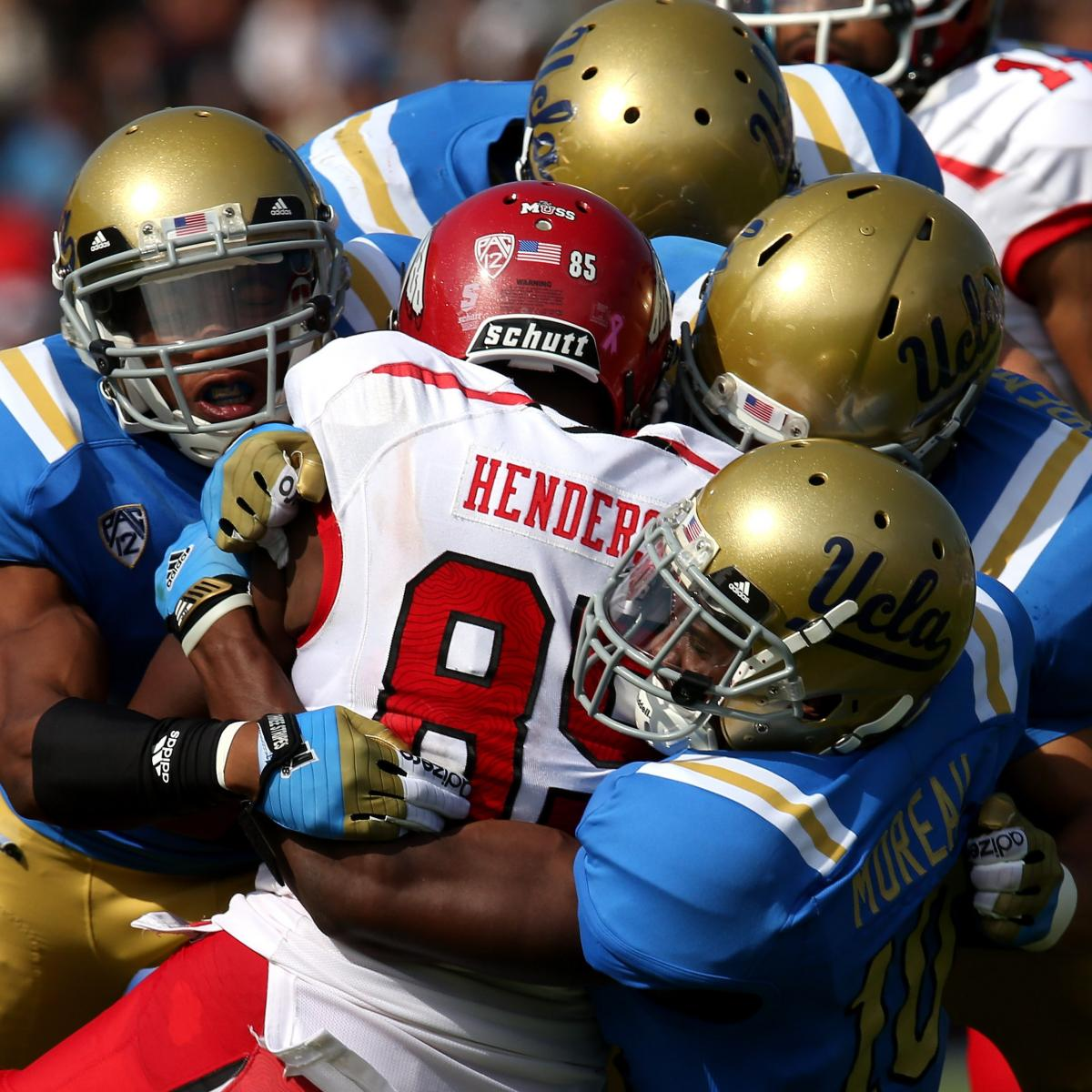 UCLA Bruins vs Utah Utes: Spread Analysis and Pick ...Bruins Bleacher Report