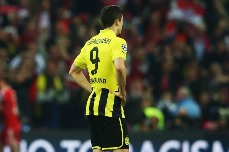 premium selection 55556 c388f Losing Lewandowski Will Not Be as Damaging as Some Dortmund ...