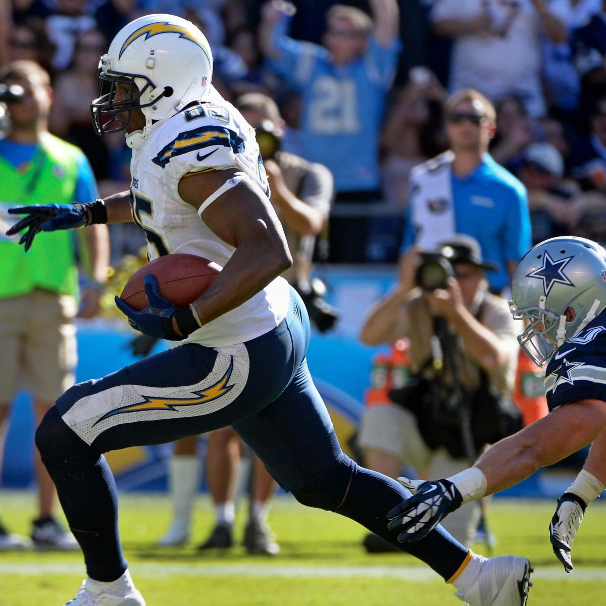 San Diego Chargers Antonio Gates: Breaking Down Antonio Gates' Role In San Diego Chargers
