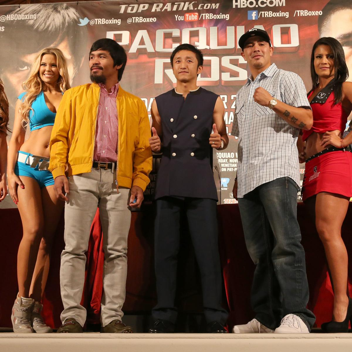 boxers who are next in line to headline their 1st payper