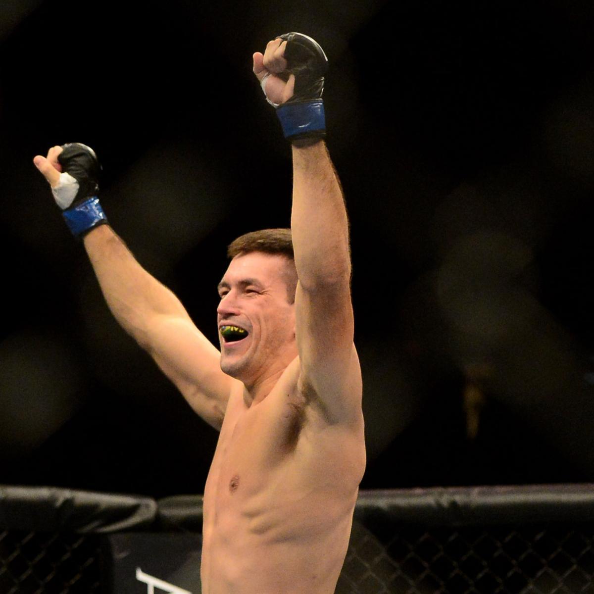 UFC Fight Night 29: Demian Maia vs. Jake Shields Head-to-Toe ...