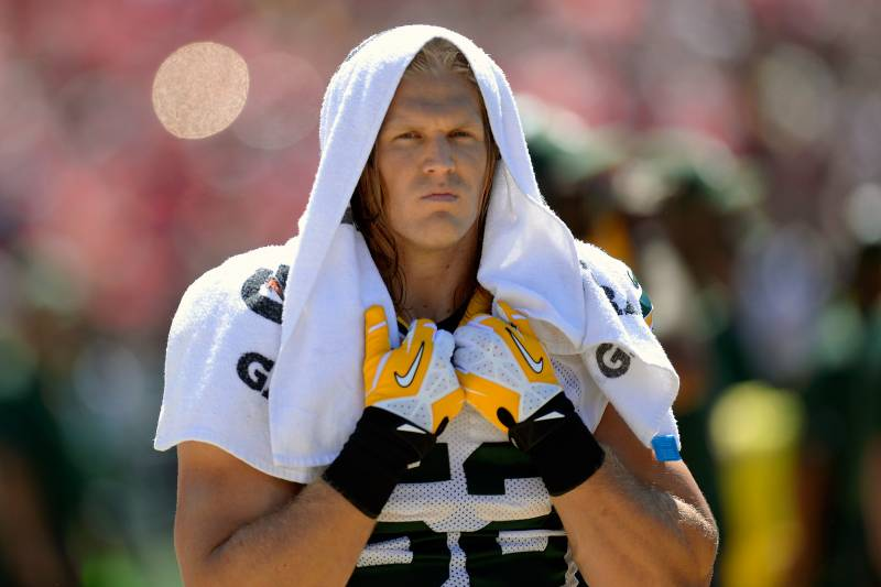924a509789d Clay Matthews Injury  Updates on Packers LB s Thumb