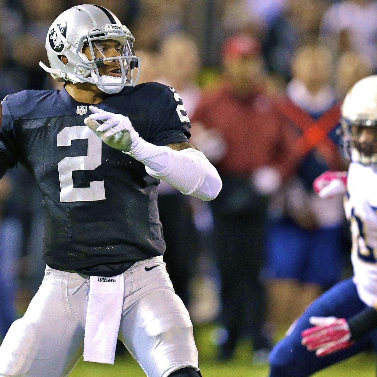 San Diego Chargers Final Score: San Diego Chargers Vs Oakland Raiders: Live Score