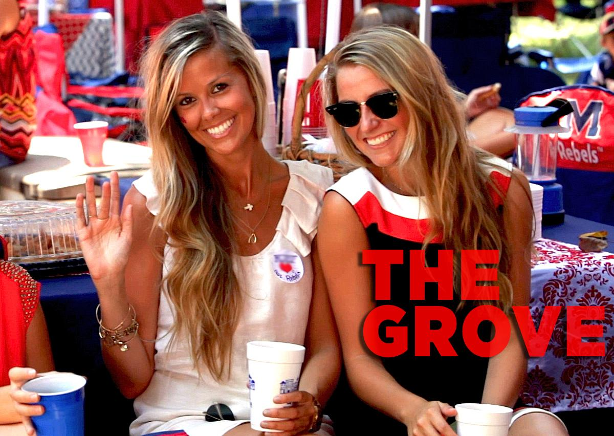 Image result for Ole miss tailgate girls