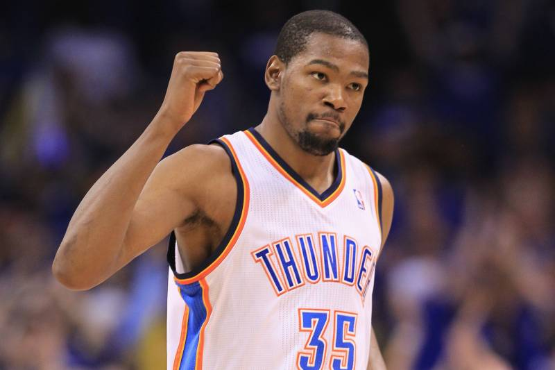 d369108ef129 Why Kevin Durant Is Poised for a Career-Best Season in 2013-14 ...