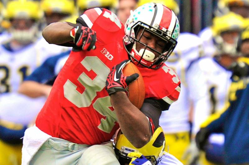 982e4884501 Should We Be Rooting for Ohio State s Carlos Hyde  That s Up to You ...