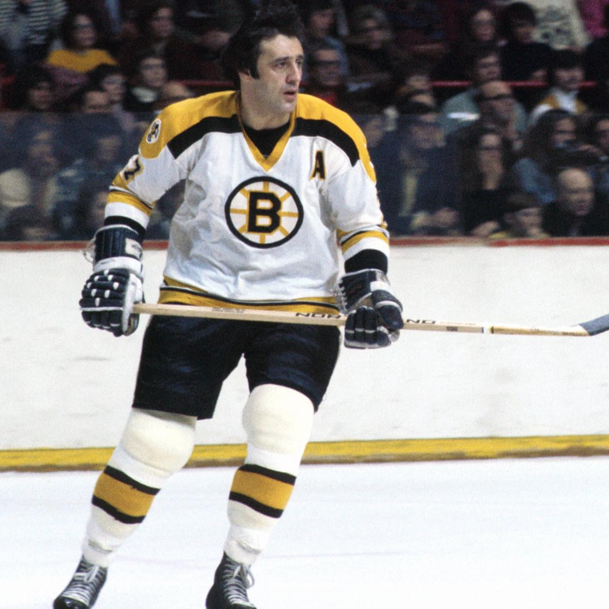 Ranking The 5 Greatest Goal Scorers In Boston Bruins
