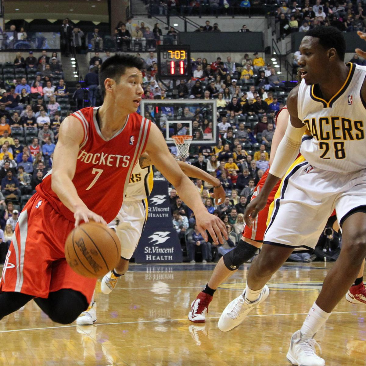 Houston Rockets 3rd Quarter Stats: Houston Rockets Vs. Indiana Pacers: Live Score And