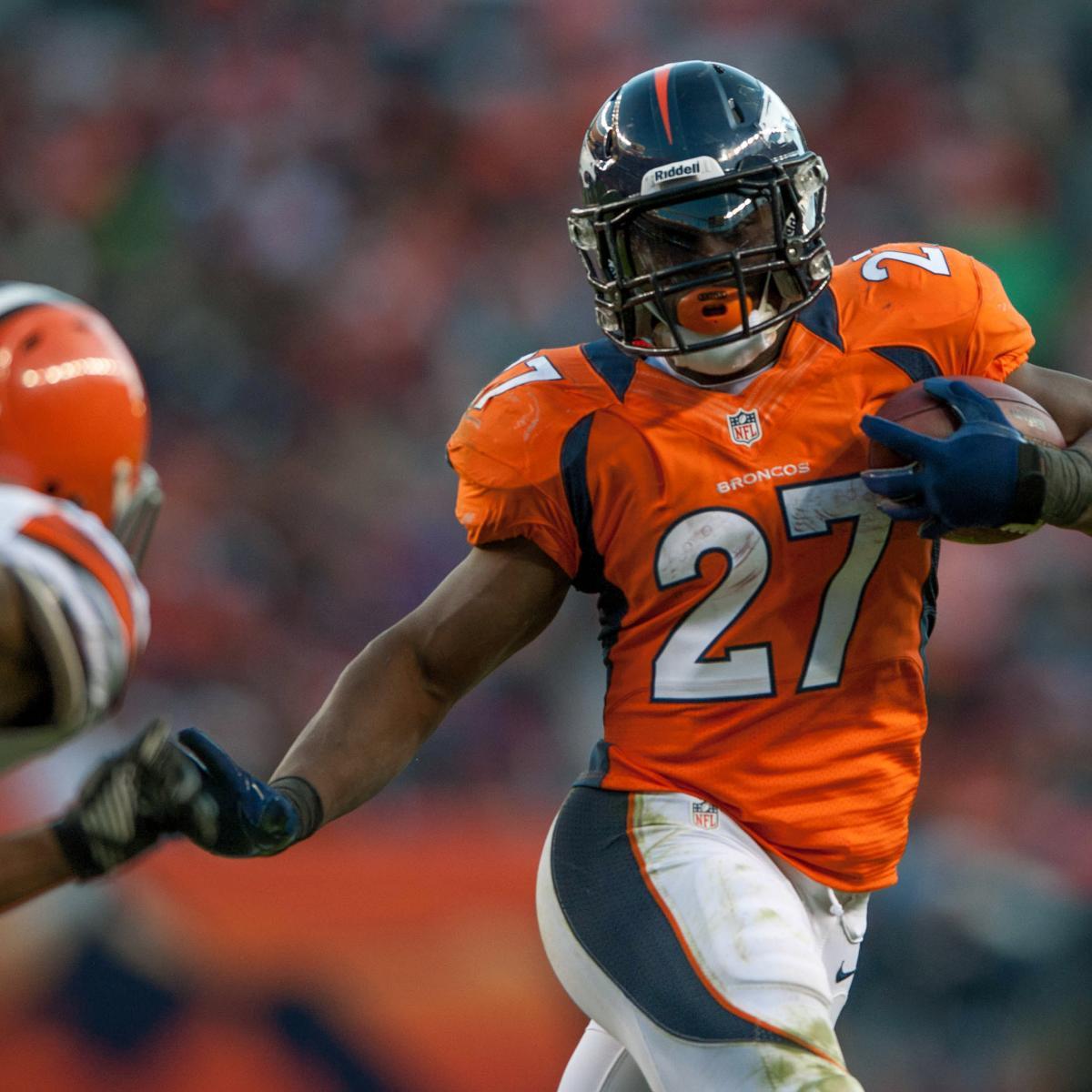 Denver To Hawaii: Denver Broncos: Knowshon Moreno Providing The Balance That