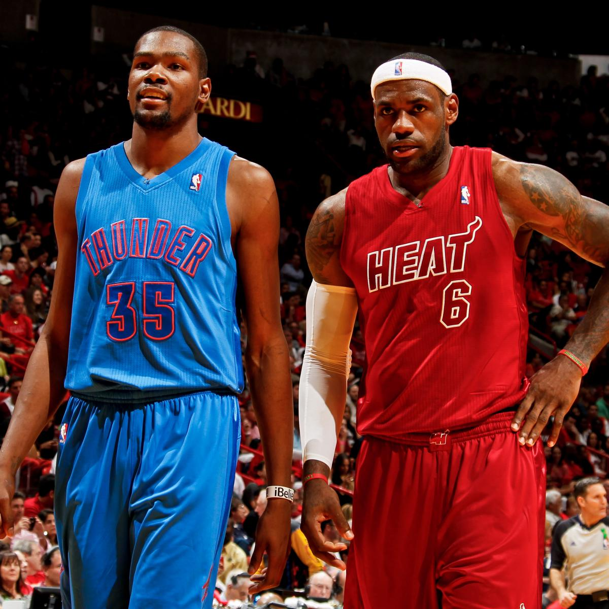 The One Game You Can T Miss For Every Nba Team This Year Bleacher Report Latest News Videos And Highlights