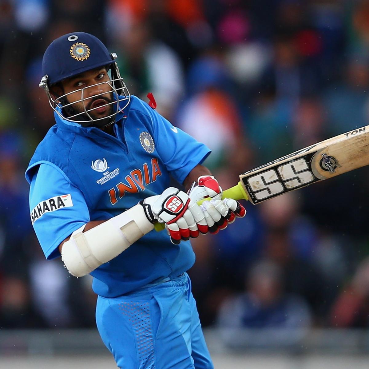 India Vs. Australia, 1st ODI: Date, Time, Live Stream, TV