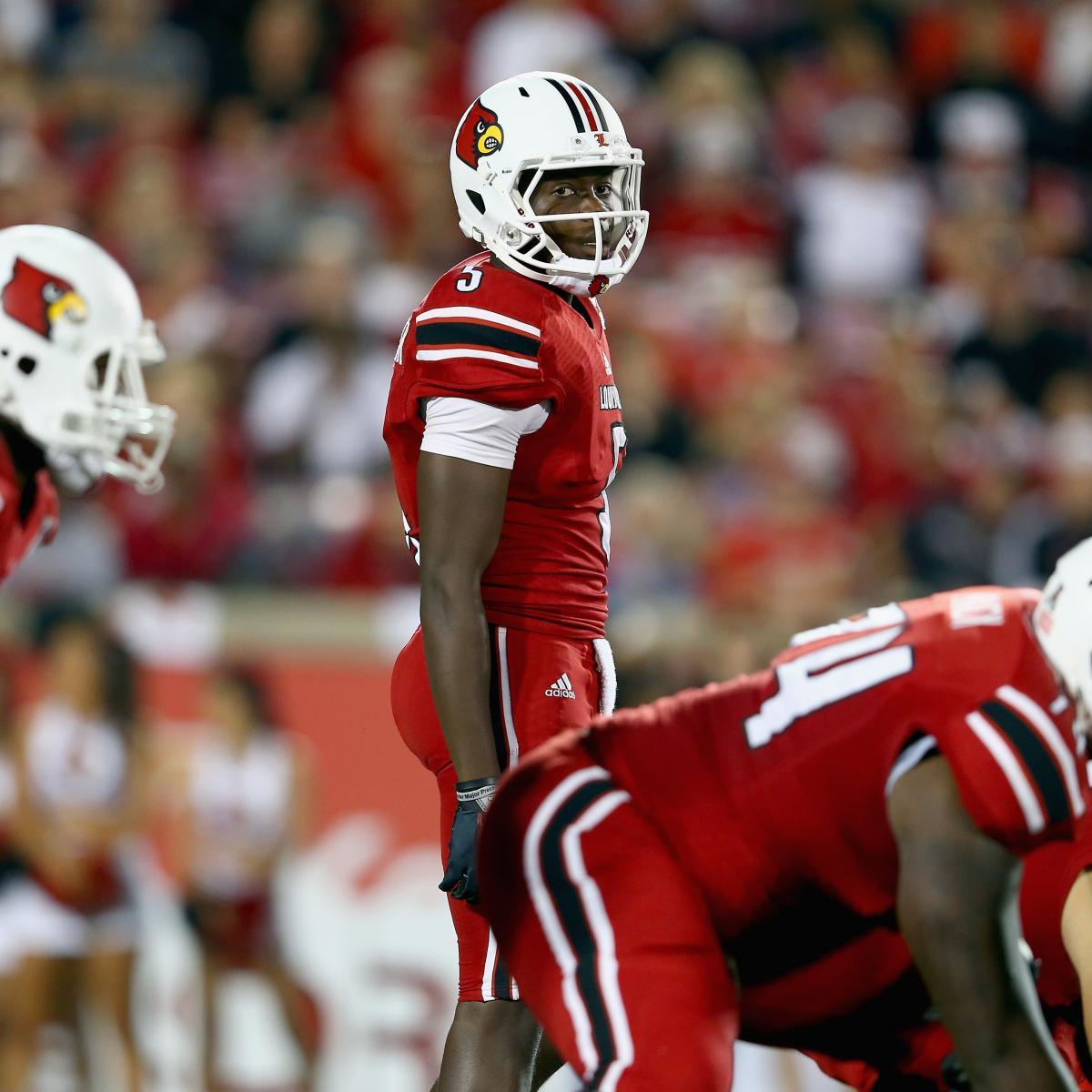 Louisville Football: Will the Cardinals Reach the BCS ...