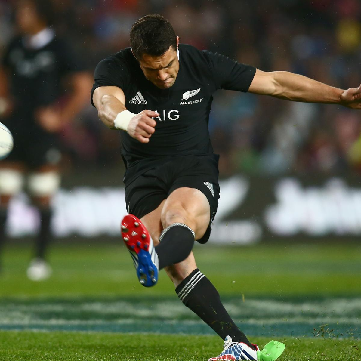 The Top 10 Place Kickers In The History Of Rugby