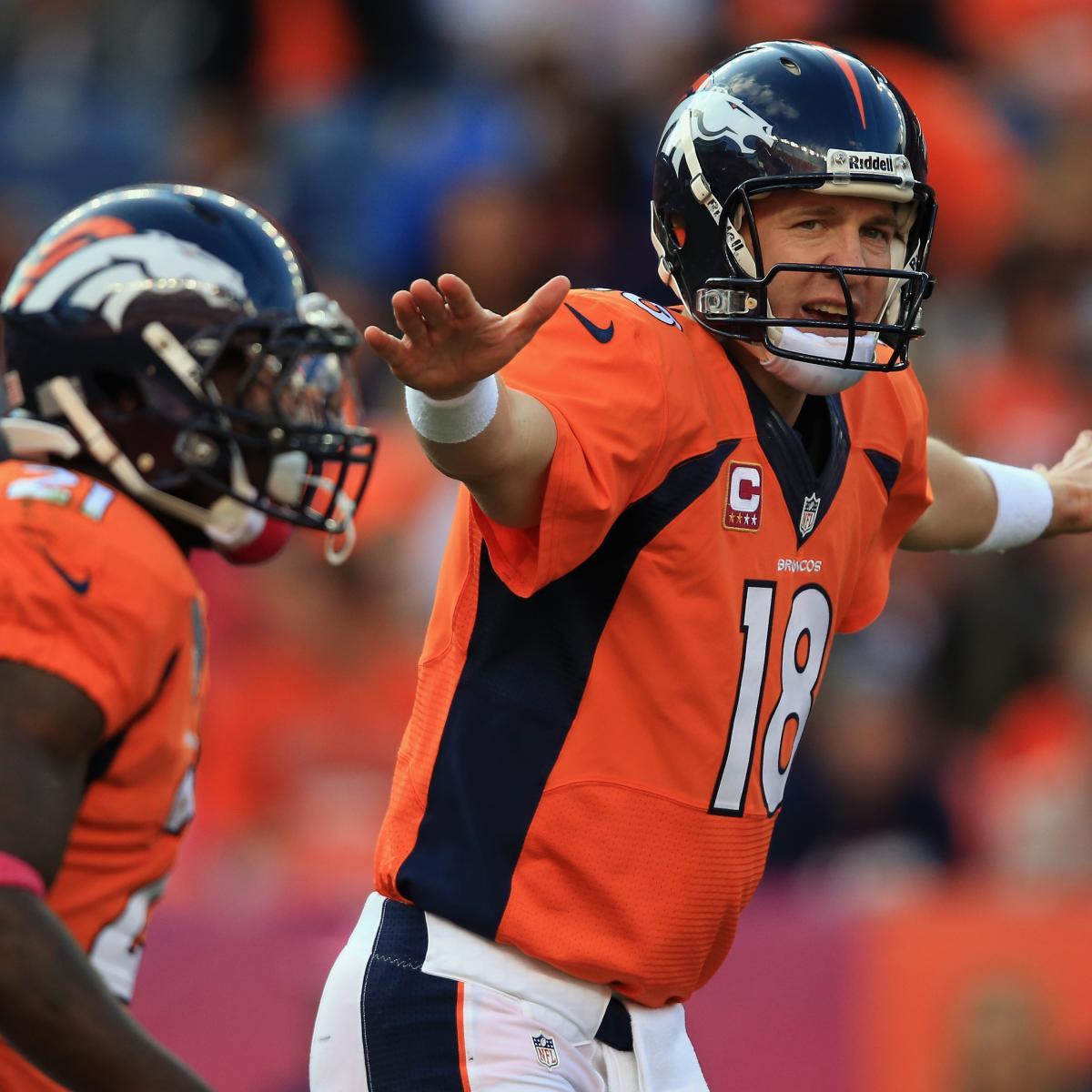 Denver News Sunday: NFL Power Rankings: Outlook For Each Team After Sunday's