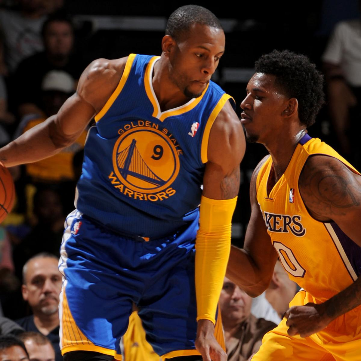 Golden State Warriors Vs. Los Angeles Lakers: Live Score