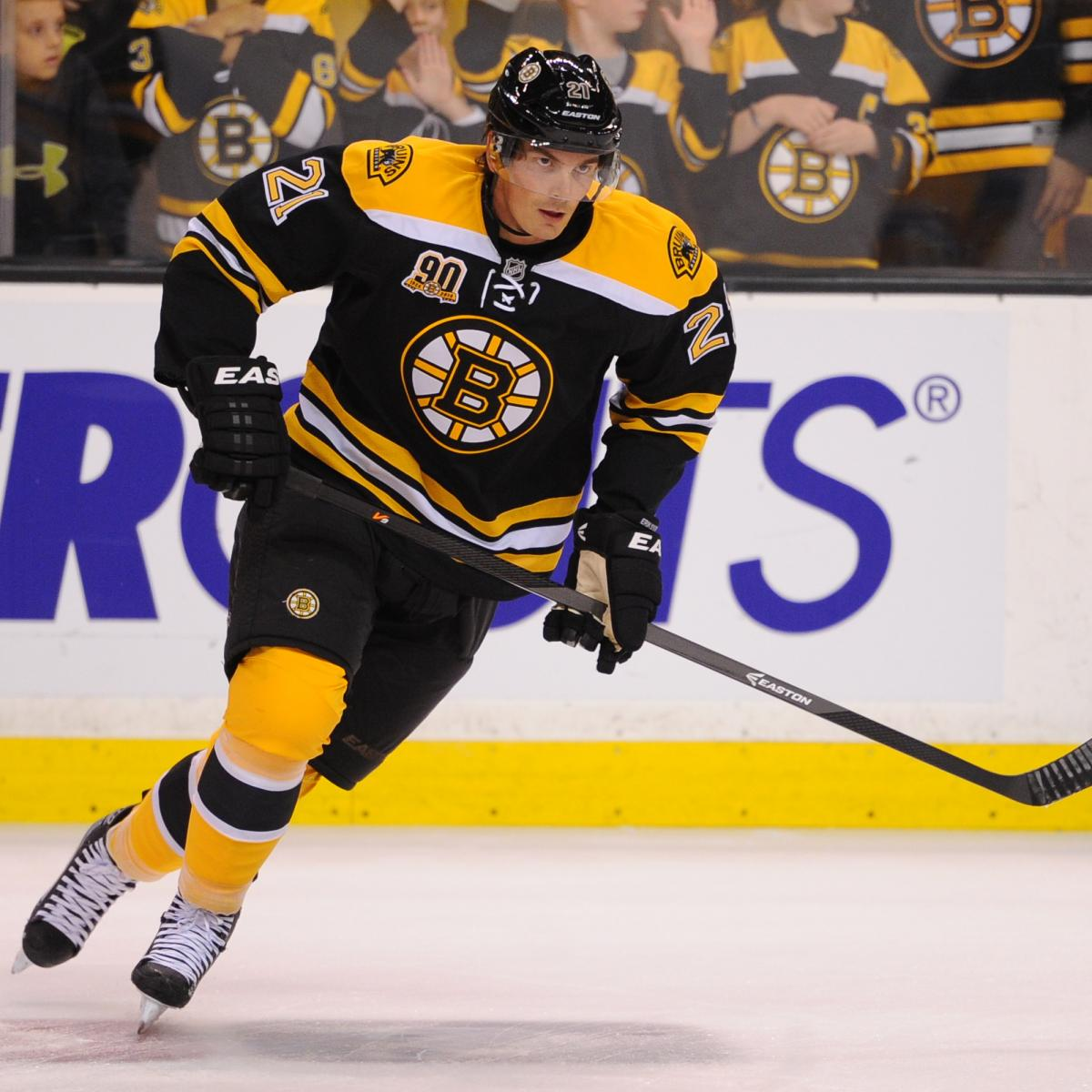 Way-Too-Early Grades For New Boston Bruins