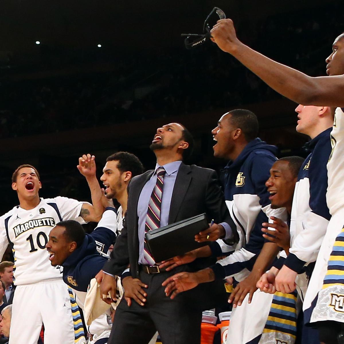 Marquette Basketball: Predictions for Golden Eagles' Team Awards   Bleacher Report   Latest News ...