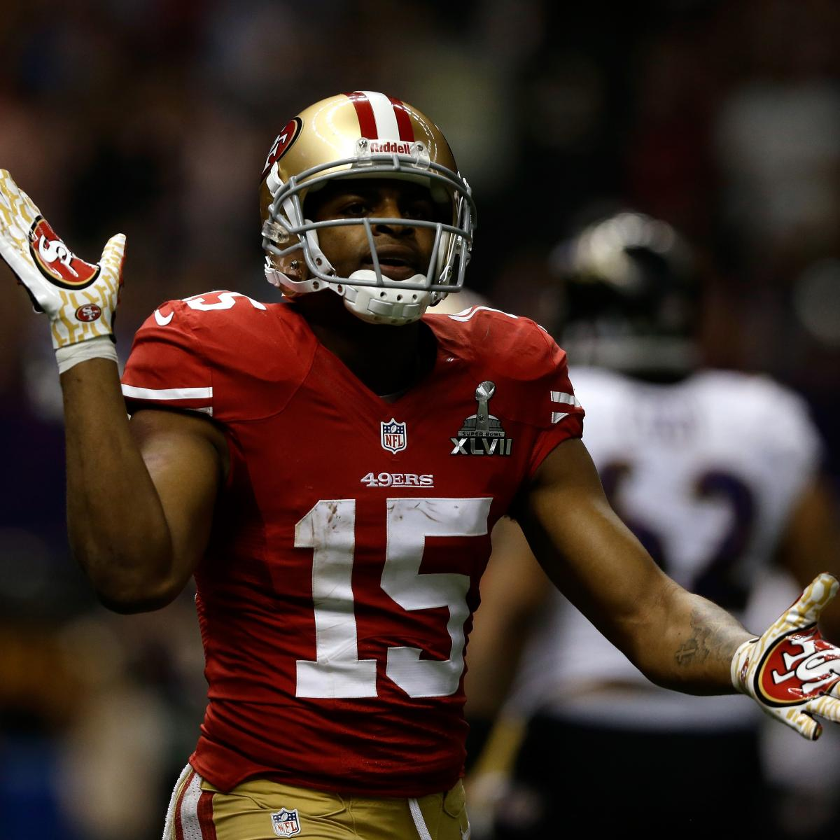 58748c7abd4 San Francisco 49ers  Was Michael Crabtree Really a Steal