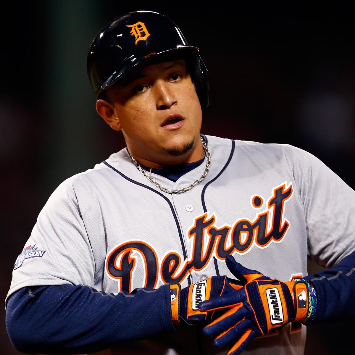 Miguel Cabrera's Injuries Are Finally Sinking the Tigers ... Miguel Cabrera Fantasy Outlook
