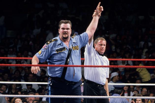 Full Career Retrospective And Greatest Moments For Big Boss Man