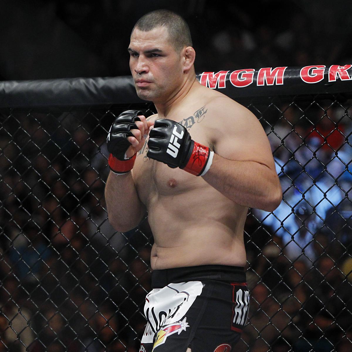 UFC 166: 3 Questions We Have About Cain Velasquez