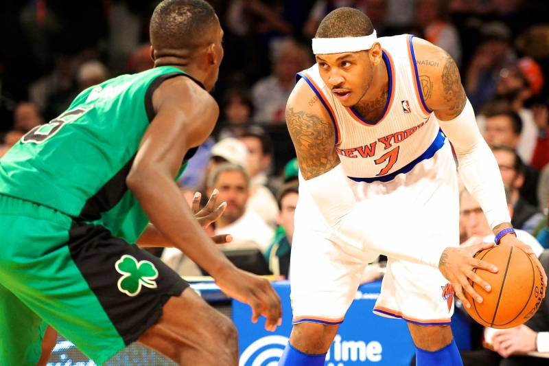 """Image result for Lack of Carmelo Anthony Doesn't Keep New Jersey From Making Blockbuster Deal"""""""