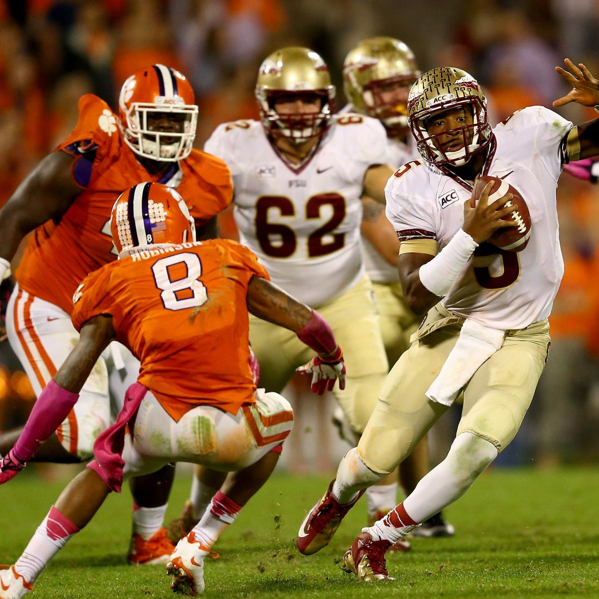 College Football Week 8: Live Scores, Highlights and ...