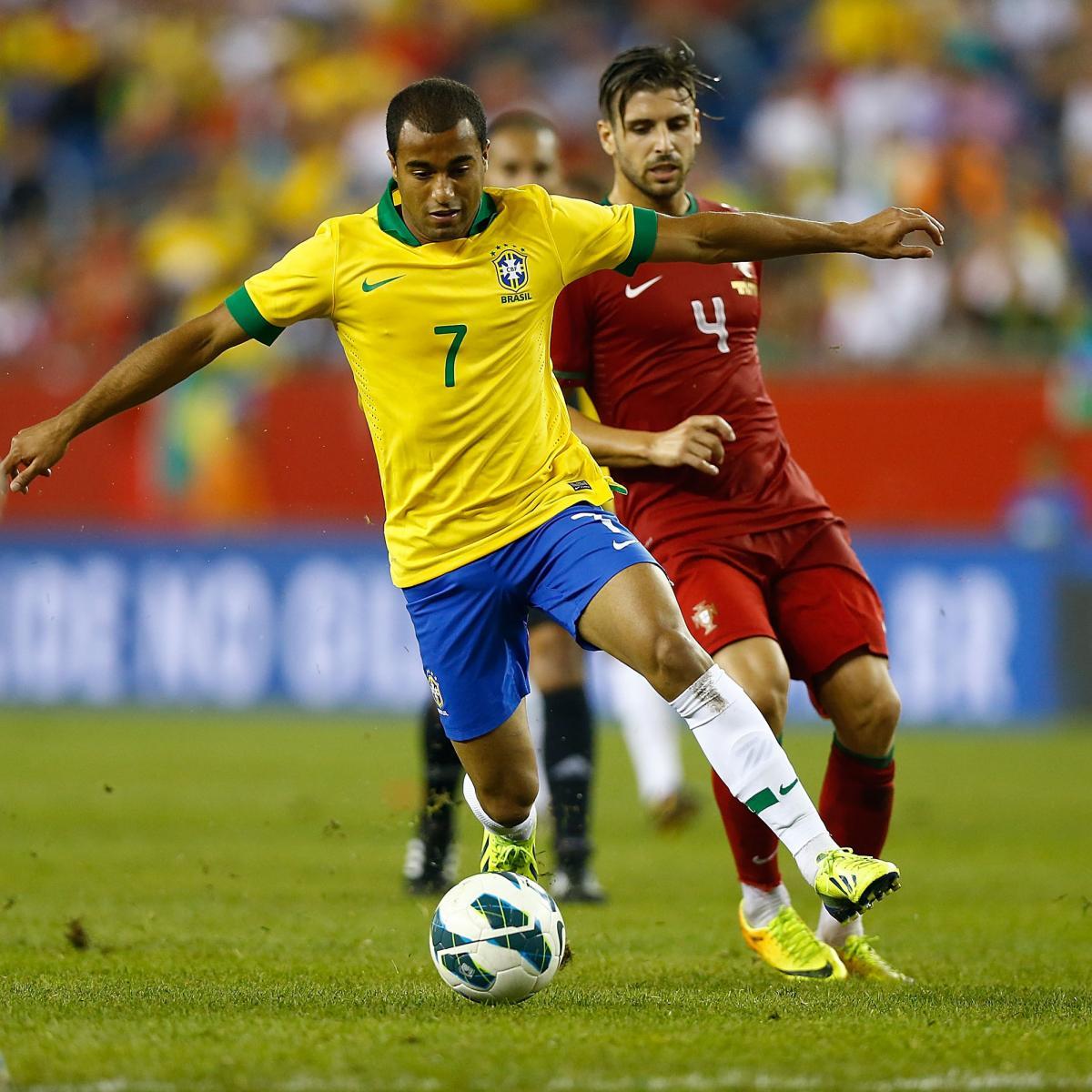 Lucas Moura Brazil Captain: South Korea Vs. Brazil: Highlighting The Top Stars To