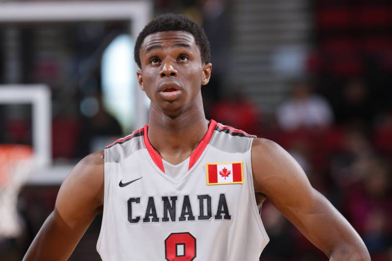 6cc60f238831 Andrew Wiggins Says It s  Unfair  to Compare Him to LeBron James or Kevin  Durant