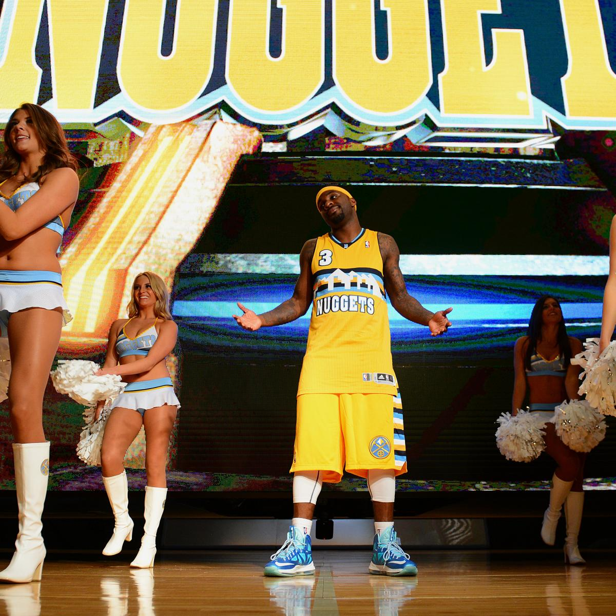 Denver Nuggets Players: Denver Nuggets Preview 2013-14: Lineup, Roster Predictions