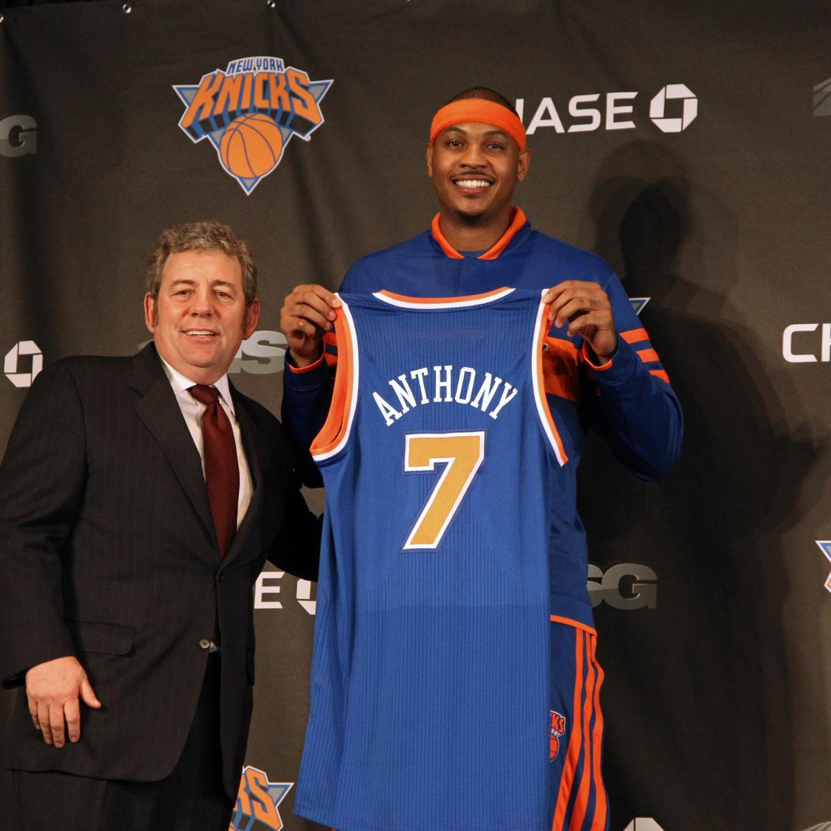 b9c78c953bf Where Would NY Knicks Be If Carmelo Anthony Trade Had Never Happened ...