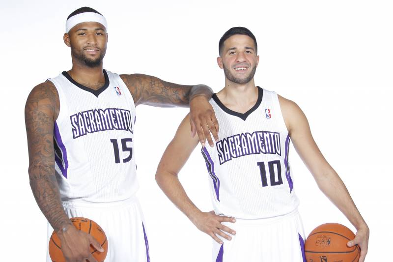 2c4cfa5159c DeMarcus Cousins and Greivis Vasquez figure to be two of the Kings  best  players.