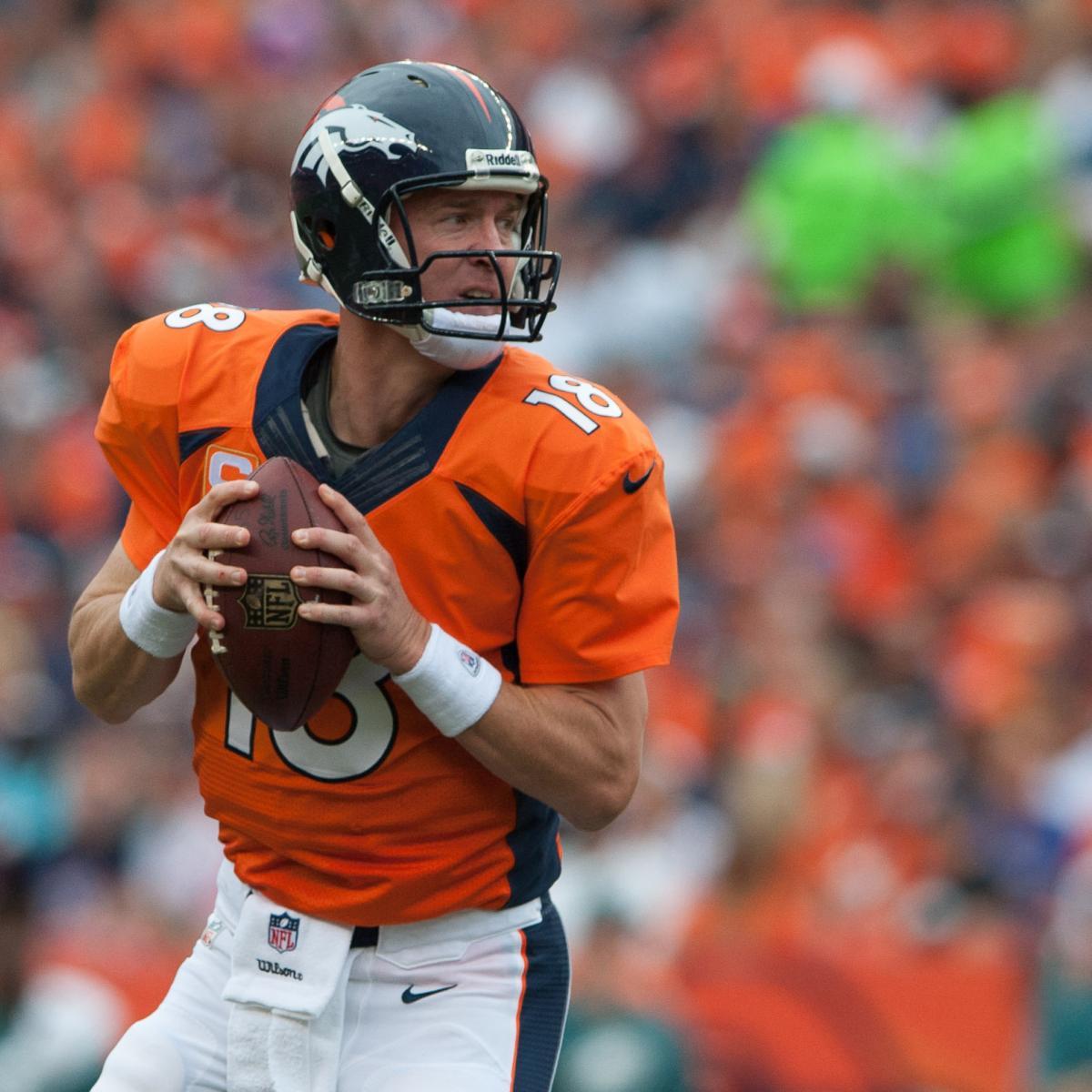 Denver News Road Conditions: Washington Redskins Vs. Denver Broncos: Breaking Down