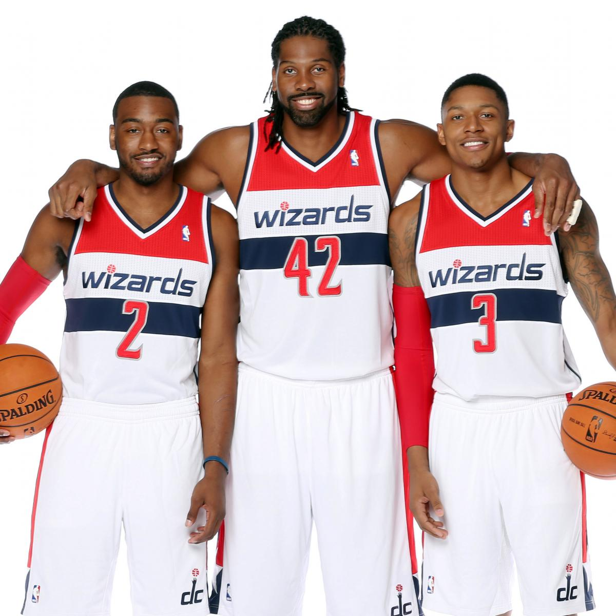 Blazer Team Roster 2013: Washington Wizards Preview 2013-14: Lineup, Roster