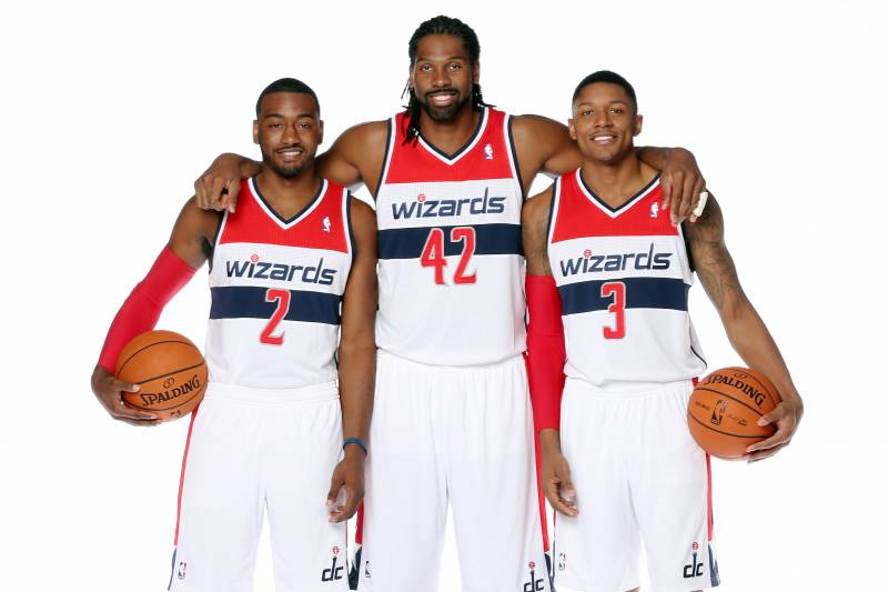 84dc740577fd The Wizards are ready to take the next step forward this season with John  Wall and