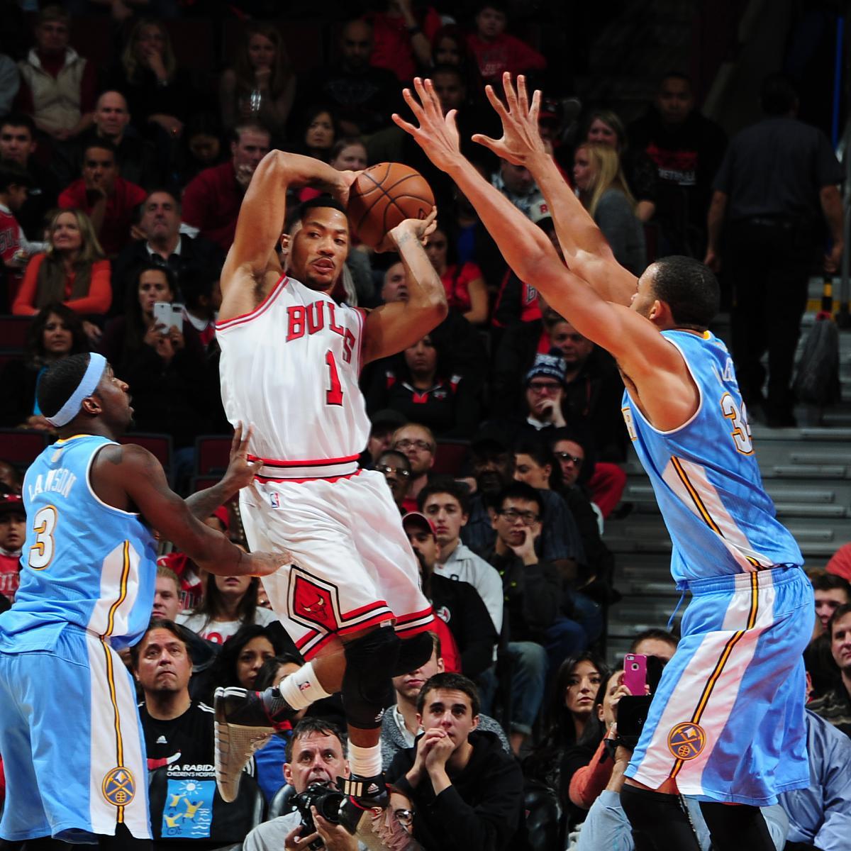 35f4465652b Denver Nuggets vs. Chicago Bulls  Recap and Player Grades