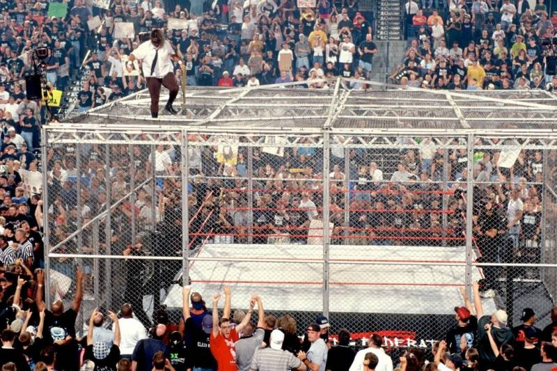 Full of Hell: A Retrospective Look at the Undertaker vs. Mankind ...