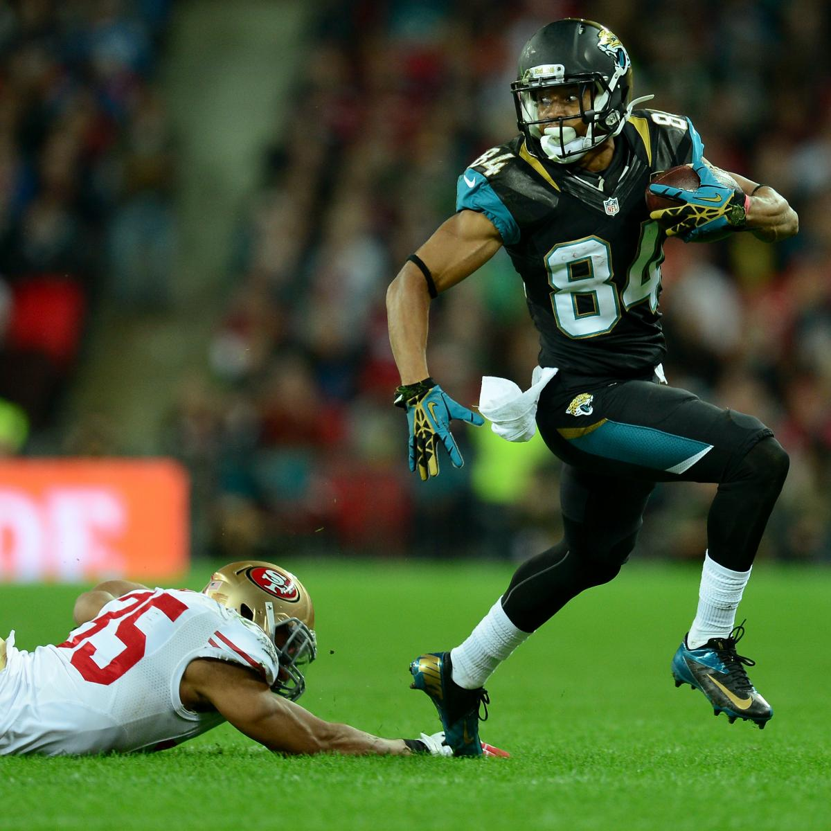 Jacksonville Jaguars Offense Must Center On Vertical