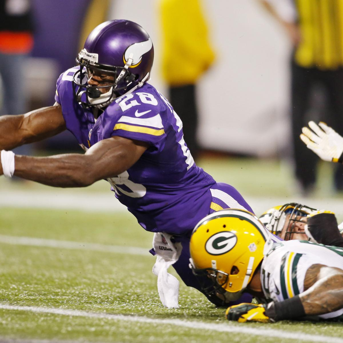 Packers vs. Vikings: Live Grades and Analysis for ...