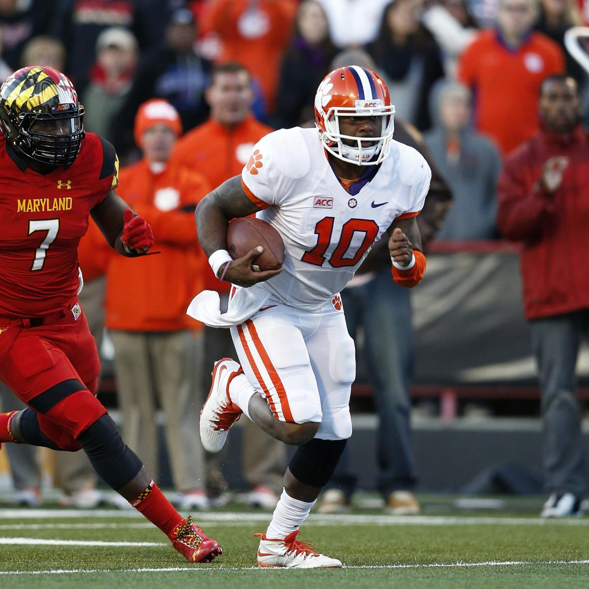 Get the latest Clemson Tigers news scores stats standings rumors and more from ESPN