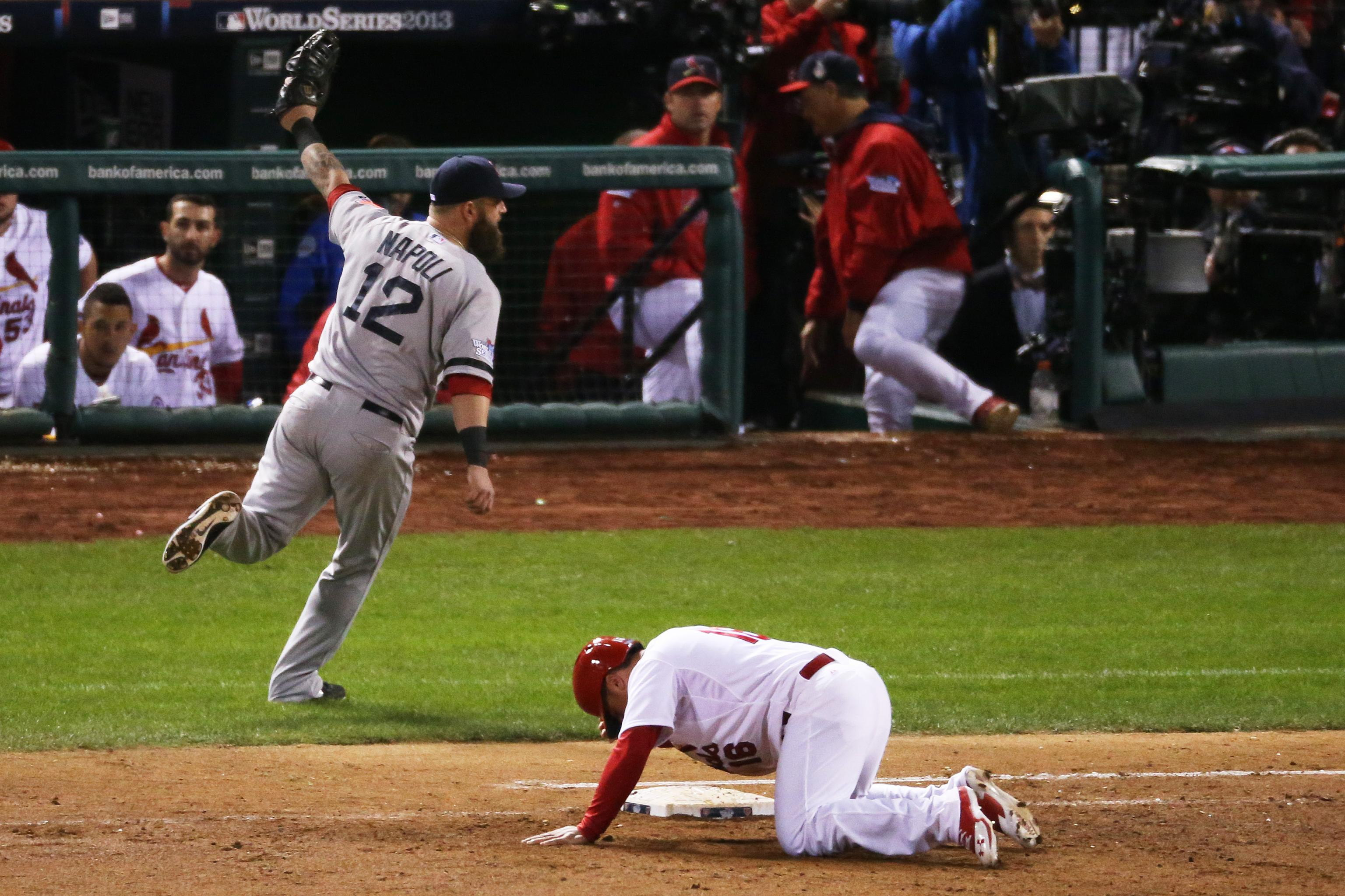 St  Louis Cardinals Live and Die by Young Players on Roster