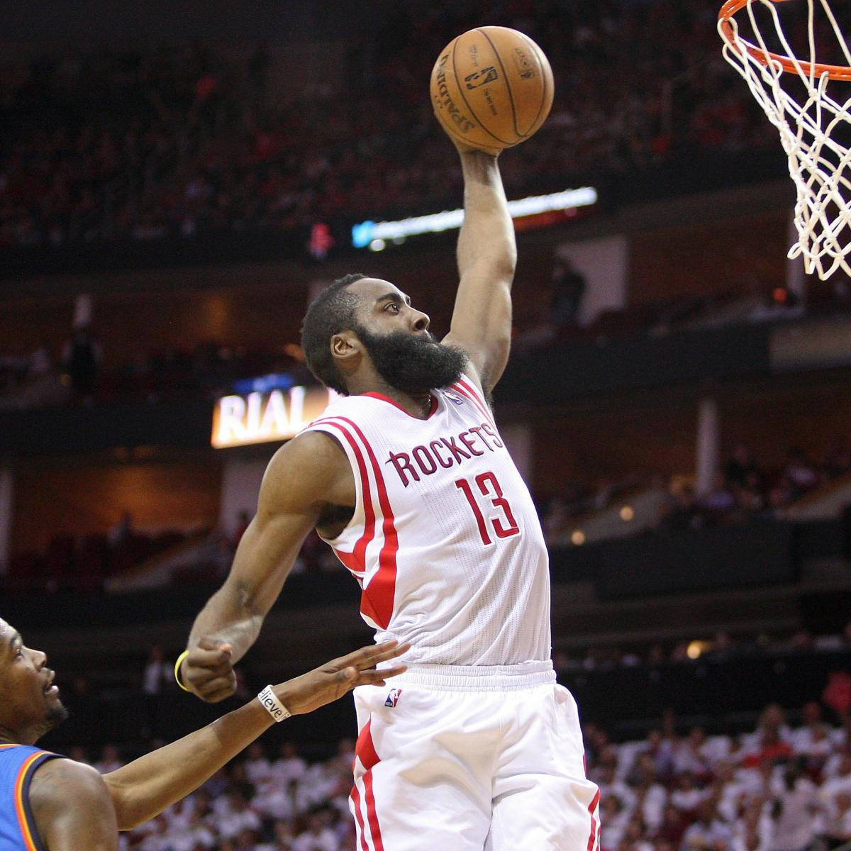 James Harden Latest News: Breaking Down How James Harden Has Become An Elite Scorer