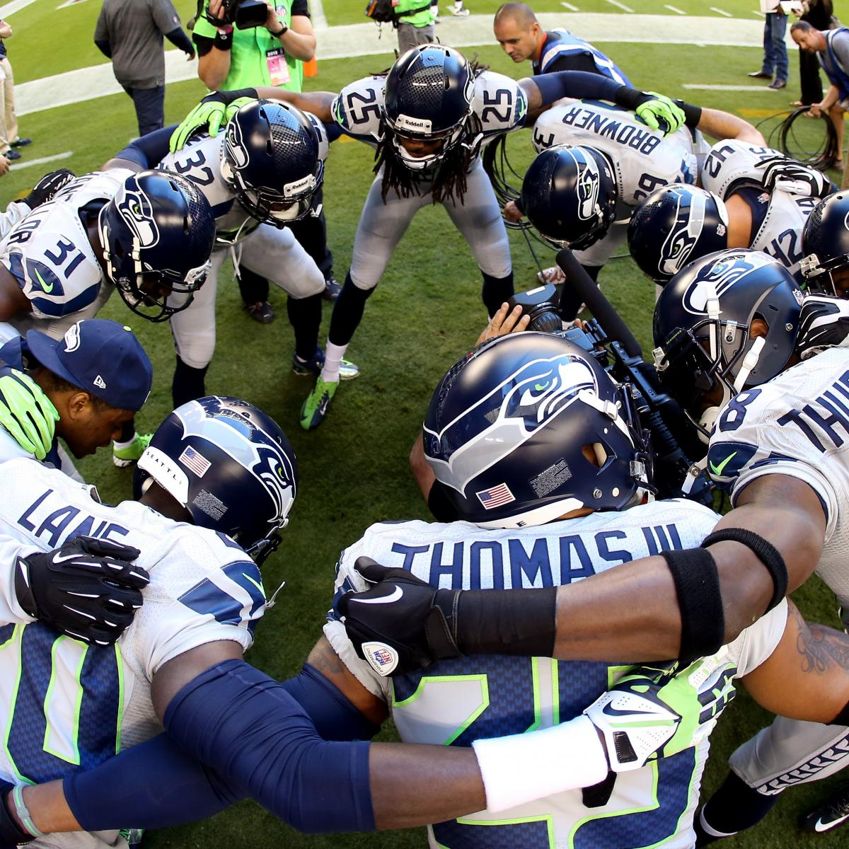 Seattle Seahawks Schedule: NFL Week 9 Picks: Division Leaders Poised For Blowout Wins