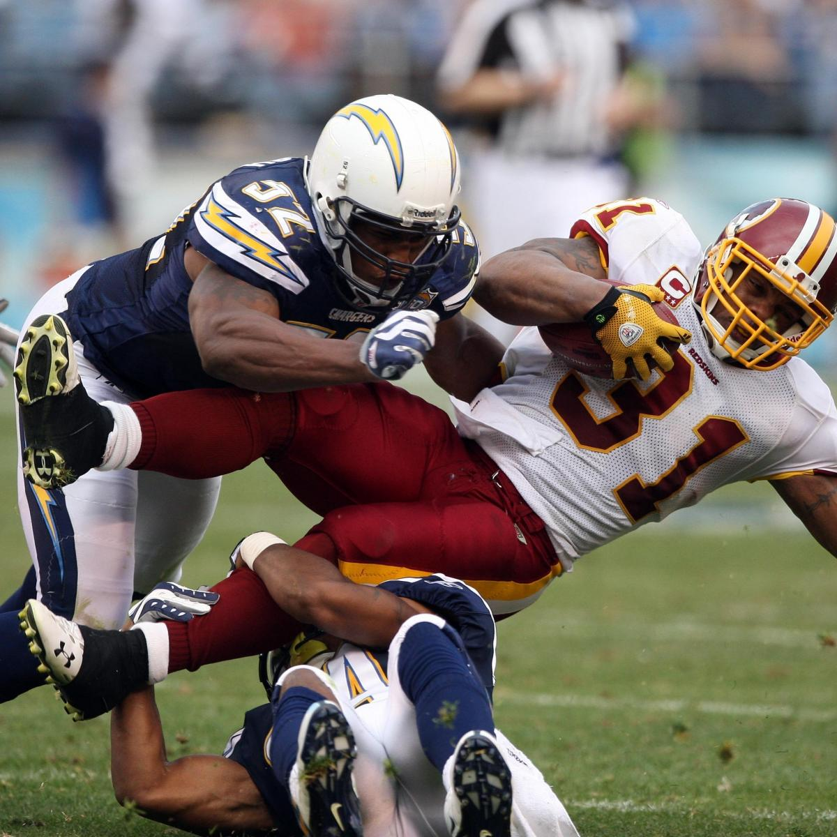 San Diego Chargers Bye Week: Washington Redskins: What You Need To Know Heading Into