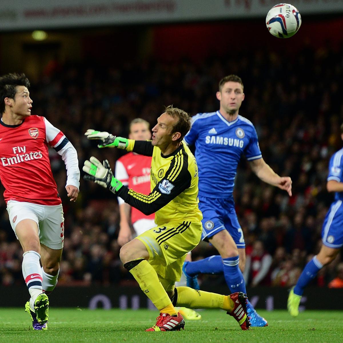 Arsenal vs. Chelsea Score, Grades and Post-Match Reaction ...