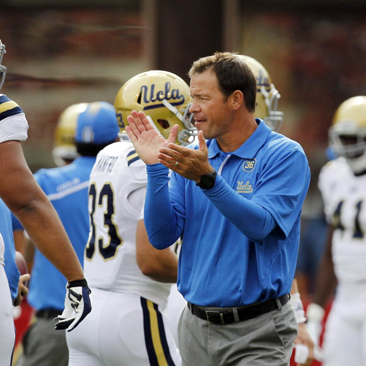 UCLA Football: Best and Worst Case Scenarios for Bruins ...Bruins Bleacher Report