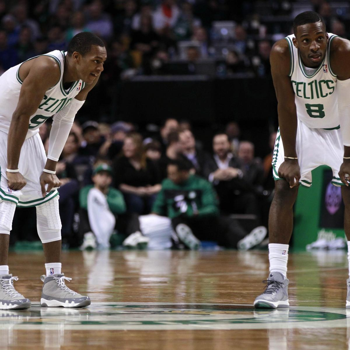 Projecting Full Season Stats For Each Boston Celtics