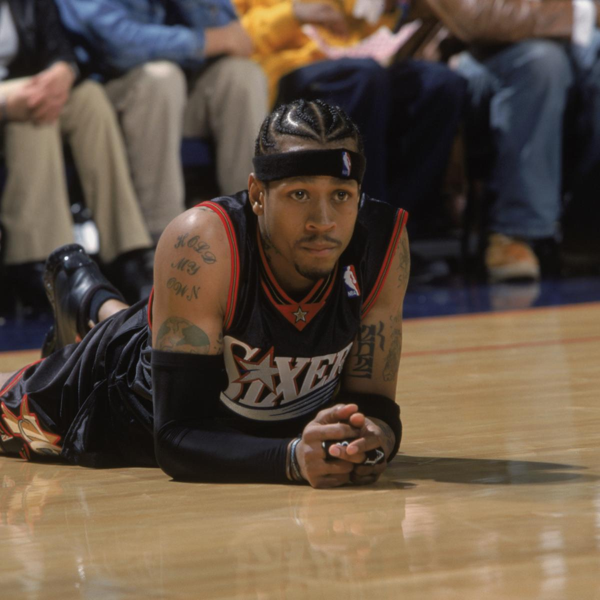 057f8cbd117135 We Will Never See Another Allen Iverson in the NBA Again