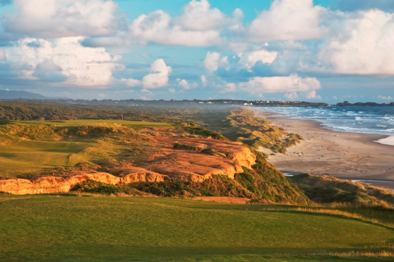 bandon dunes golf trip